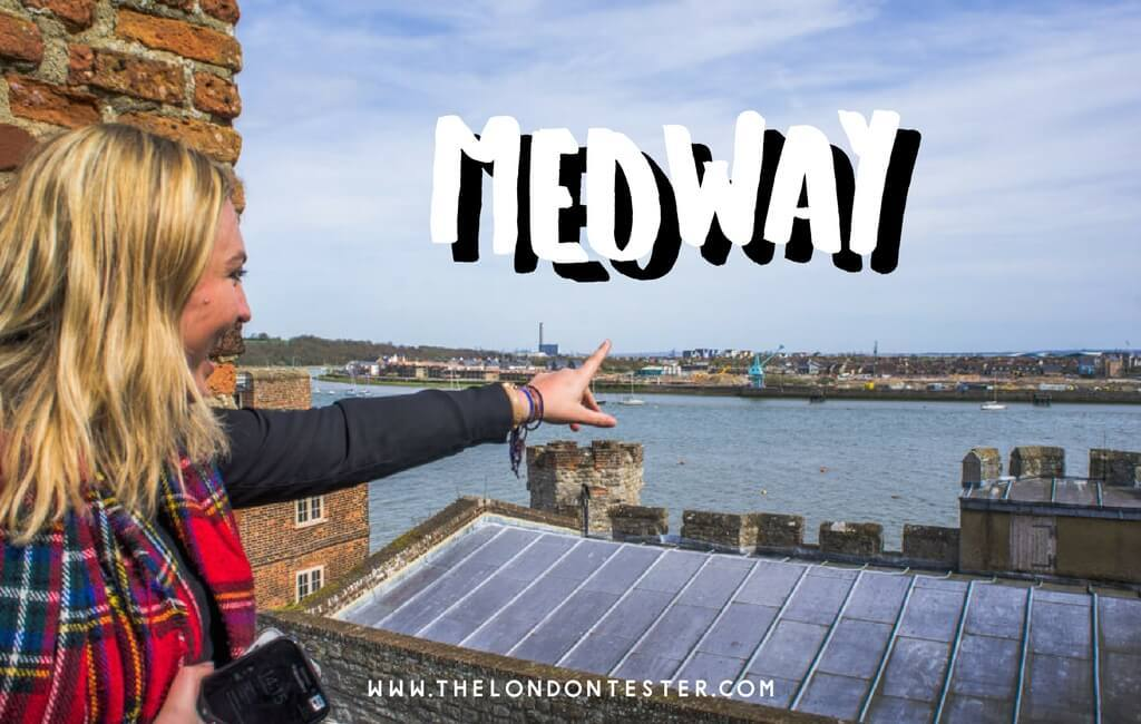 350 Jaar Slag om Medway (Waar Michiel de Ruyter de Britse Vloot Deed Zinken) || The London Tester