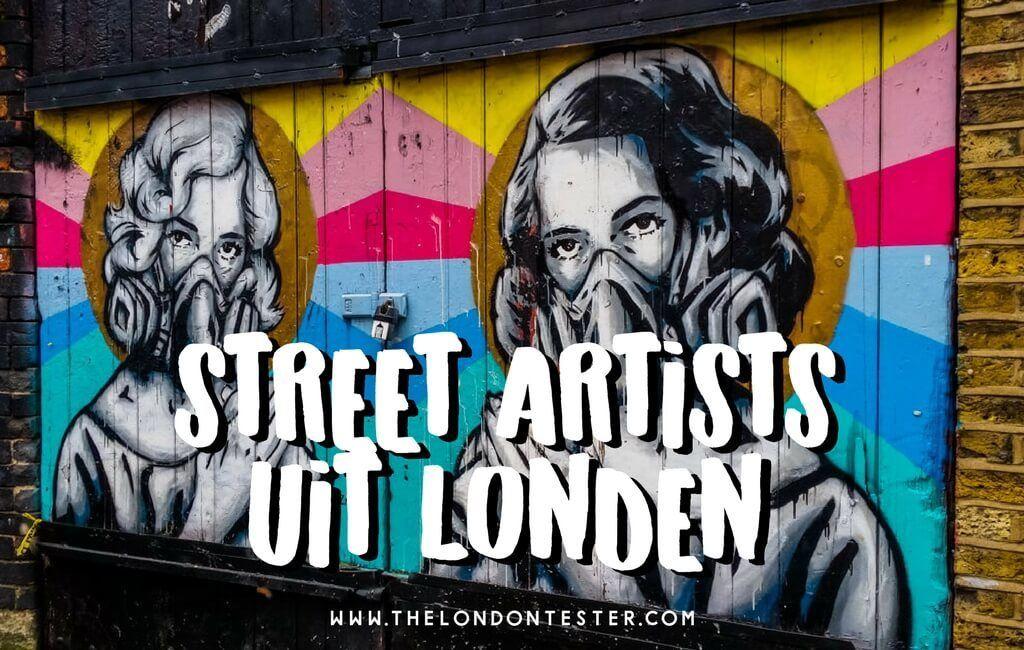 ZABOU - 10x street artists uit Londen die je niet wilt missen || The London Tester