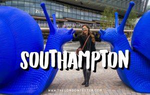 Wat te doen in Southampton? Ontdek deze verrassende stad op een dagtrip vanuit Londen || The London Tester