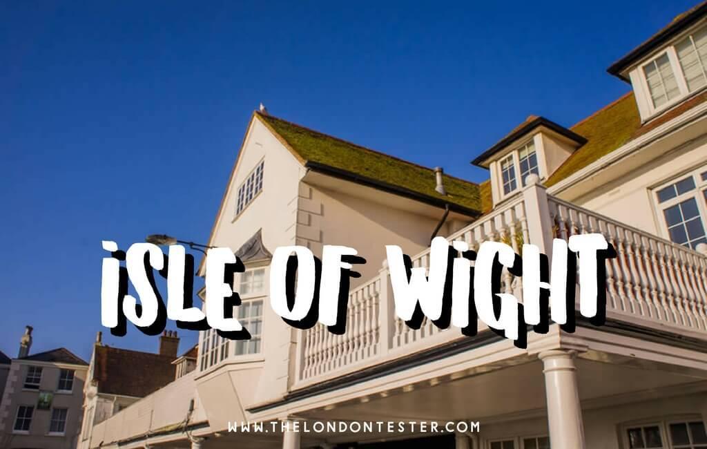 Wat te doen op Isle of Wight in de winter? || The London Tester