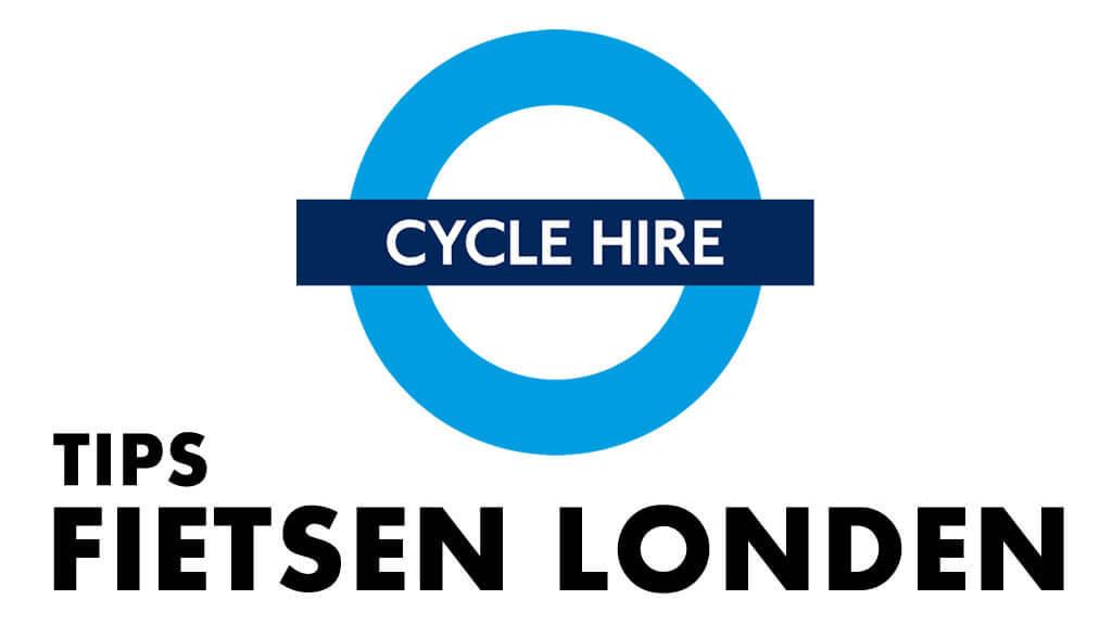 Fietsen in Londen - Tips & Advies || The London Tester