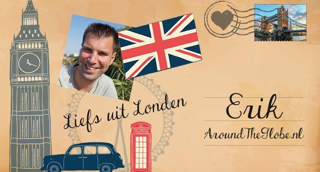 Liefs uit Londen: Erik van Around the Globe || The London Tester