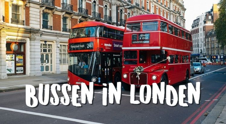 Bussen in Londen - Hoe Werken Ze? Lees Onze Insider Tips!