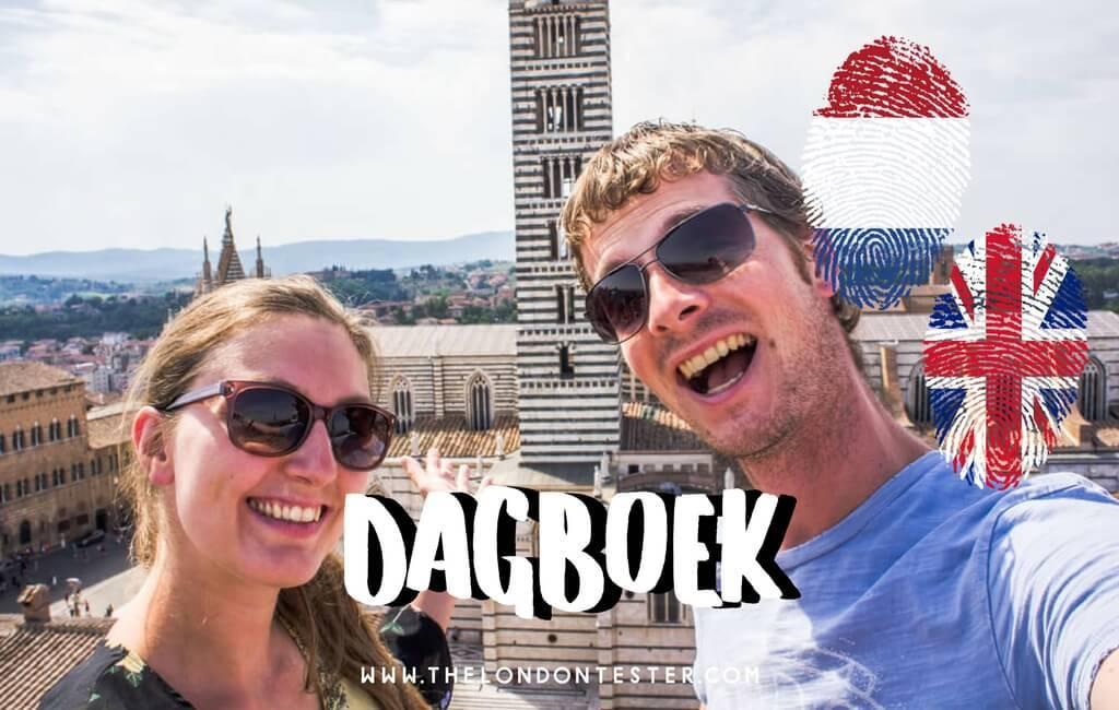 Dagboek July - The London Tester