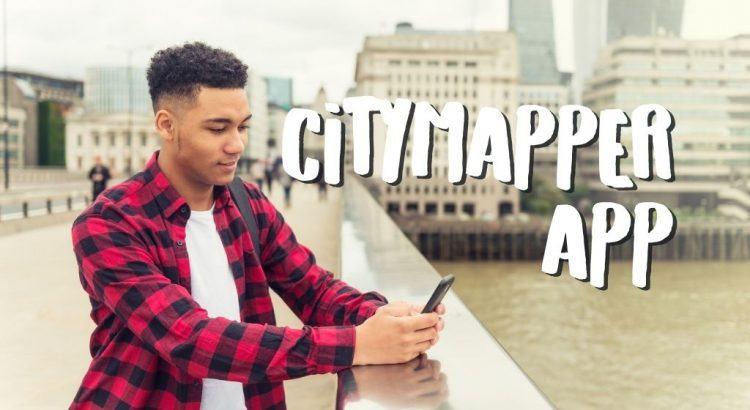 Citymapper in Londen - Handige App voor het Openbaar Vervoer! || The London Tester