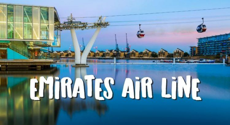 Emirates Air Line in Londen - Tips & Advies || The London Tester
