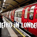 Metro in Londen – Tips & Advies