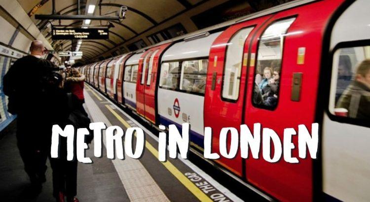 Metro Londen - Zo Navigeer de London Underground als een Pro!