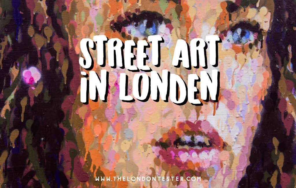 Jimmy C - 10x street artists uit Londen die je niet wilt missen || The London Tester