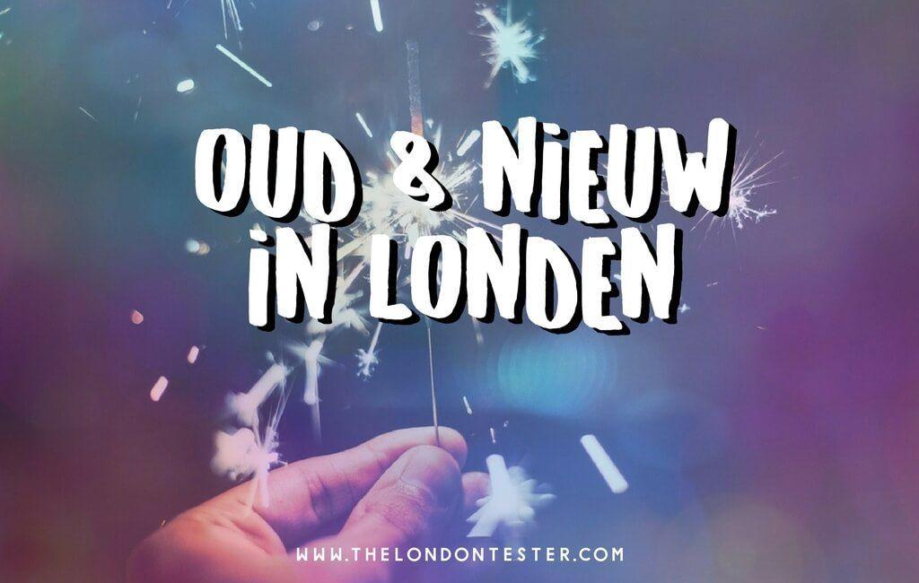 Oud en Nieuw in Londen Vieren? Tips voor het Zien van Vuurwerk, Cruises, Feestjes en Activiteiten Overdag || The London Tester
