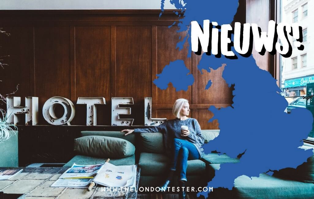 One Crown Plaza Opent Nieuw Luxe Hotel in Londen in 2020