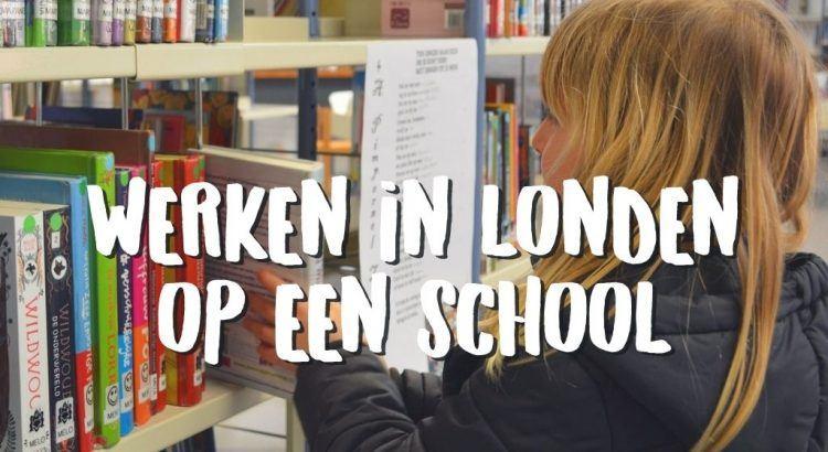 Werken in Londen op een Internationale School - Interview met Marianne van Loo || The London Tester