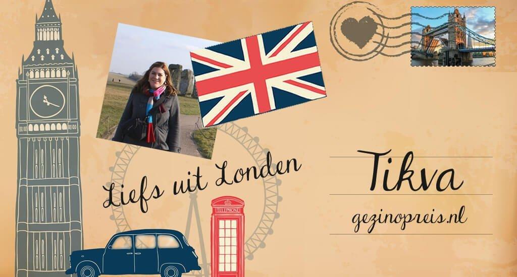 Liefs uit Londen: Tikva van GezinOpReis.nl || The London Tester