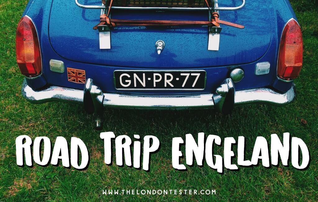 Rondreis Engeland: Hoogtepunten in Midden- en Zuidoost Engeland || The London Tester