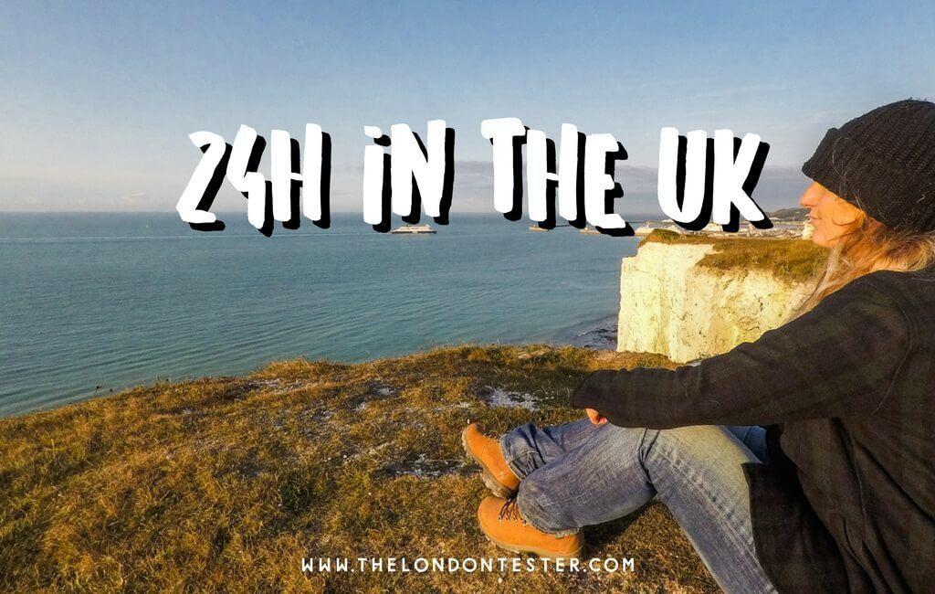 24 Uur in het Verenigd Koninkrijk - Ideeën voor Elk Uur van de Dag! || The London Tester