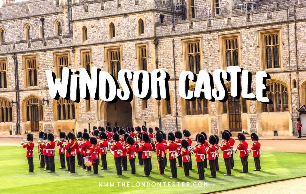 Ontdek Koninklijk Londen en maak de Changing the Guard bij Windsor Castle mee || The London Tester