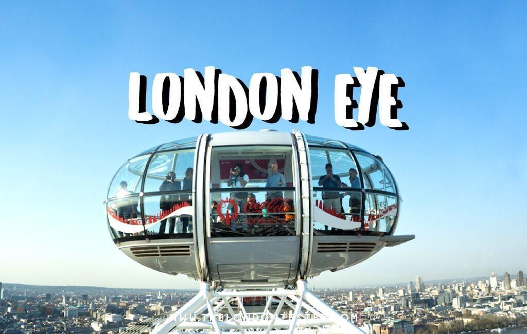 Is de London Eye Prijs het Waard of Niet? The London Tester Ging Op Onderzoek!