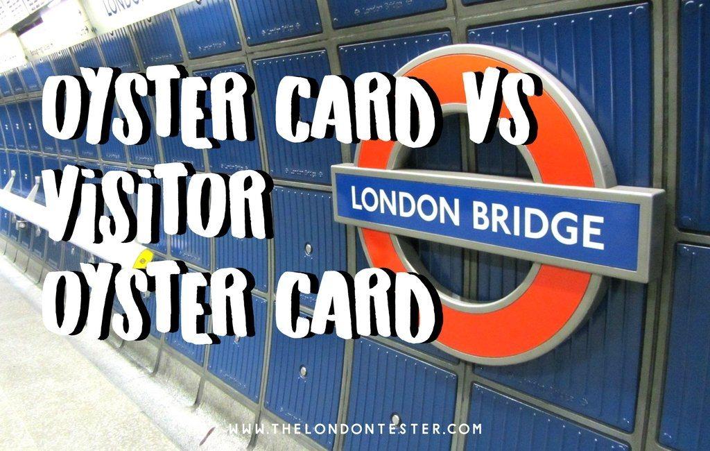 De London Visitor Oyster Card: Kopen of Niet? Wat zijn de Voordelen?