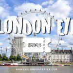 London Eye Bezoeken: Dit is alles dat je moet weten!