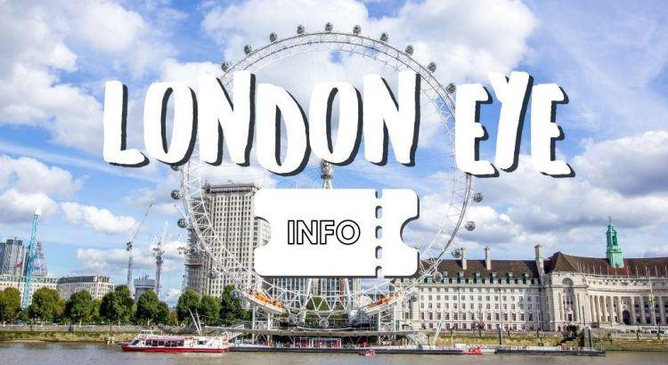 London Eye Bezoeken: Dit is alles dat je moet weten! || The London Tester || #London #Londen #Engeland #Engeland #GreatBritain #GrootBrittannie #LondonEye