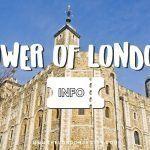 Tower of London Bezoeken: Dit is alles dat je moet weten!