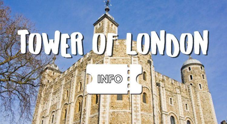 Tower of London Bezoeken: Dit is alles dat je moet weten! || The London Tester || #London #Londen #Engeland #Engeland #GreatBritain #GrootBrittannie #TowerofLondon #LondonTower #Castle #Fort #History