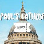 St Paul's Cathedral Bezoeken in Londen: Dit is alles dat je moet weten!