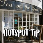 Tea on the Green Exeter (Engeland) – Lunchen in Historisch Pand