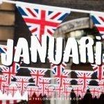 Wat te doen in Londen in Januari 2018? Check de Evenementenkalender!