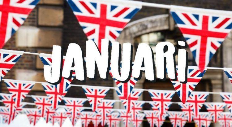 Wat te doen in Londen in Januari? Check de Evenementenkalender! || The London Tester
