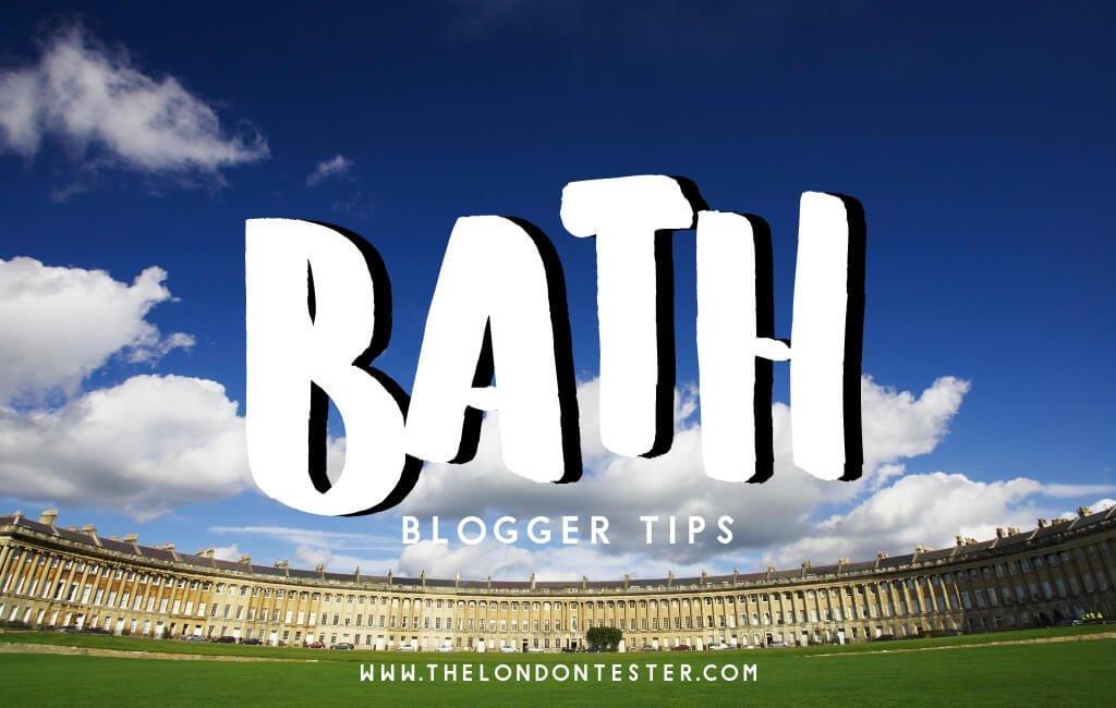 De Leukste Bezienswaardigheden in Bath Engeland Volgens Reisbloggers! || The London Tester