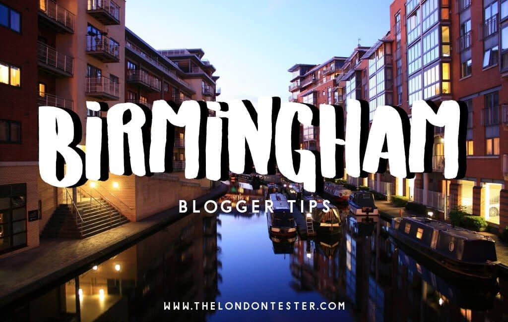 De Leukste Bezienswaardigheden in Birmingham Engeland Volgens Reisbloggers! || The London Tester