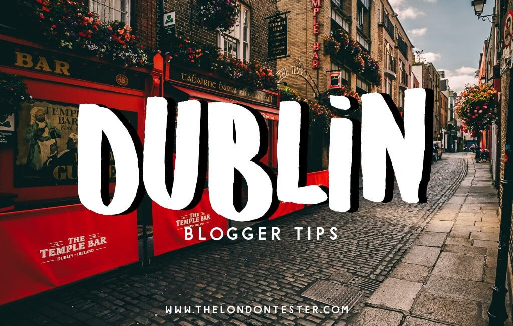 De Leukste Bezienswaardigheden in Dublin Ierland Volgens Reisbloggers!