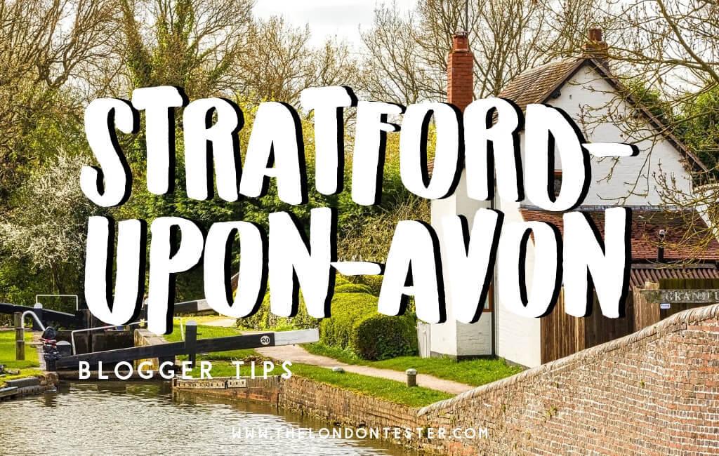 De Leukste Bezienswaardigheden in Stratford-Upon-Avon Engeland Volgens Reisbloggers! || The London Tester