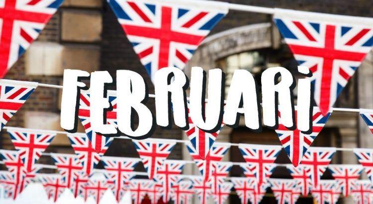Wat te doen in Londen in Februari? Check de Evenementenkalender! || The London Tester