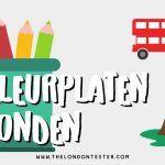 35+ Gratis Kleurplaten Printen – Londen Iconen