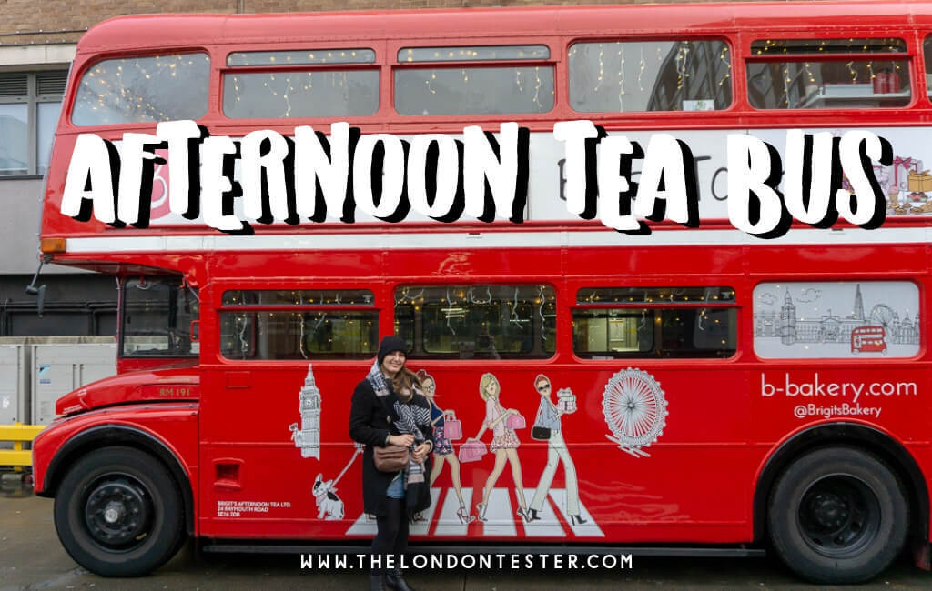 Unieke High Tea Londen: De B Bakery Bus Tour is een Afternoon Tea op een Londense Bus! || The London Tester