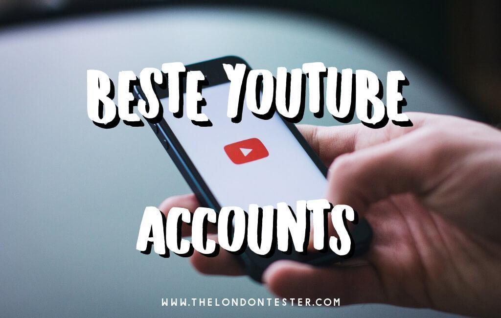 Leukste YouTube Kanalen Over Londen & Daarbuiten || The London Tester