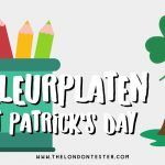 Gratis St. Patrick's Day Kleurplaten Om Printen