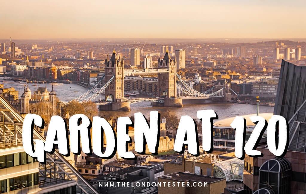 Er is een Nieuw Dakterras in Londen met Prachtig Uitzicht Dat je Zeker Wilt Zien! || The London Tester