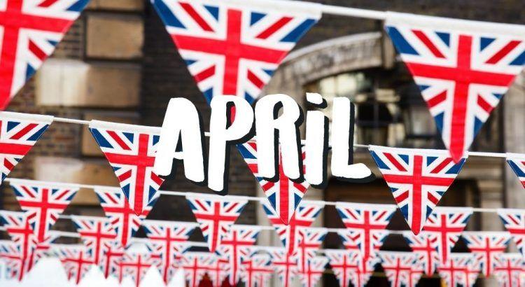 Wat te doen in Londen in April? Check de Evenementenkalender! || The London Tester