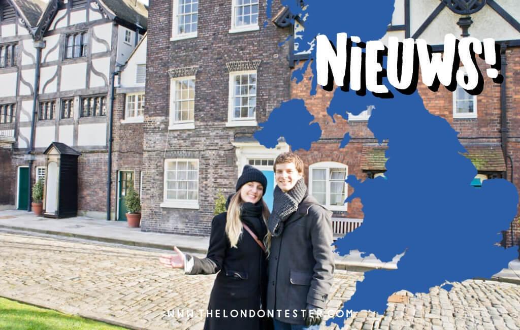 NIEUWS! We gaan weer verhuizen... || The London Tester