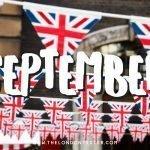 Wat te doen in Londen in September? Check de Evenementenkalender!