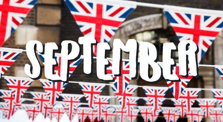 Wat te doen in Londen in September? Check de Evenementenkalender! || The London Tester