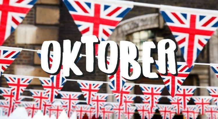 Wat te doen in Londen in Oktober? Check de Evenementenkalender! || The London Tester