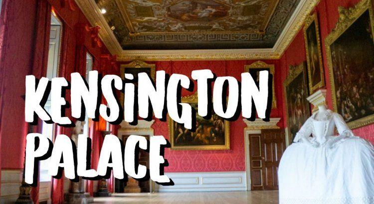 Bezoek Kensington Palace met The London Tester