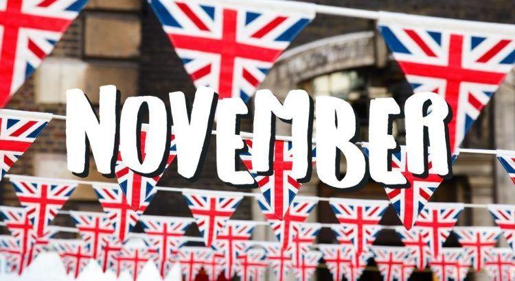 Wat te doen in Londen in November? Check de Evenementenkalender! || The London Tester