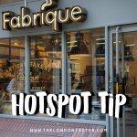 Fabrique Bakery Londen: Zweedse Fika in Covent Garden