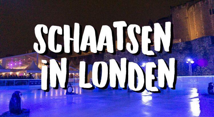 Dit zijn de Leukste Plekken om te Schaatsen in Londen! || The London Tester