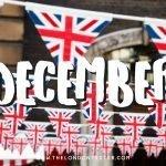 Wat te doen in Londen in December? Check de Evenementenkalender!